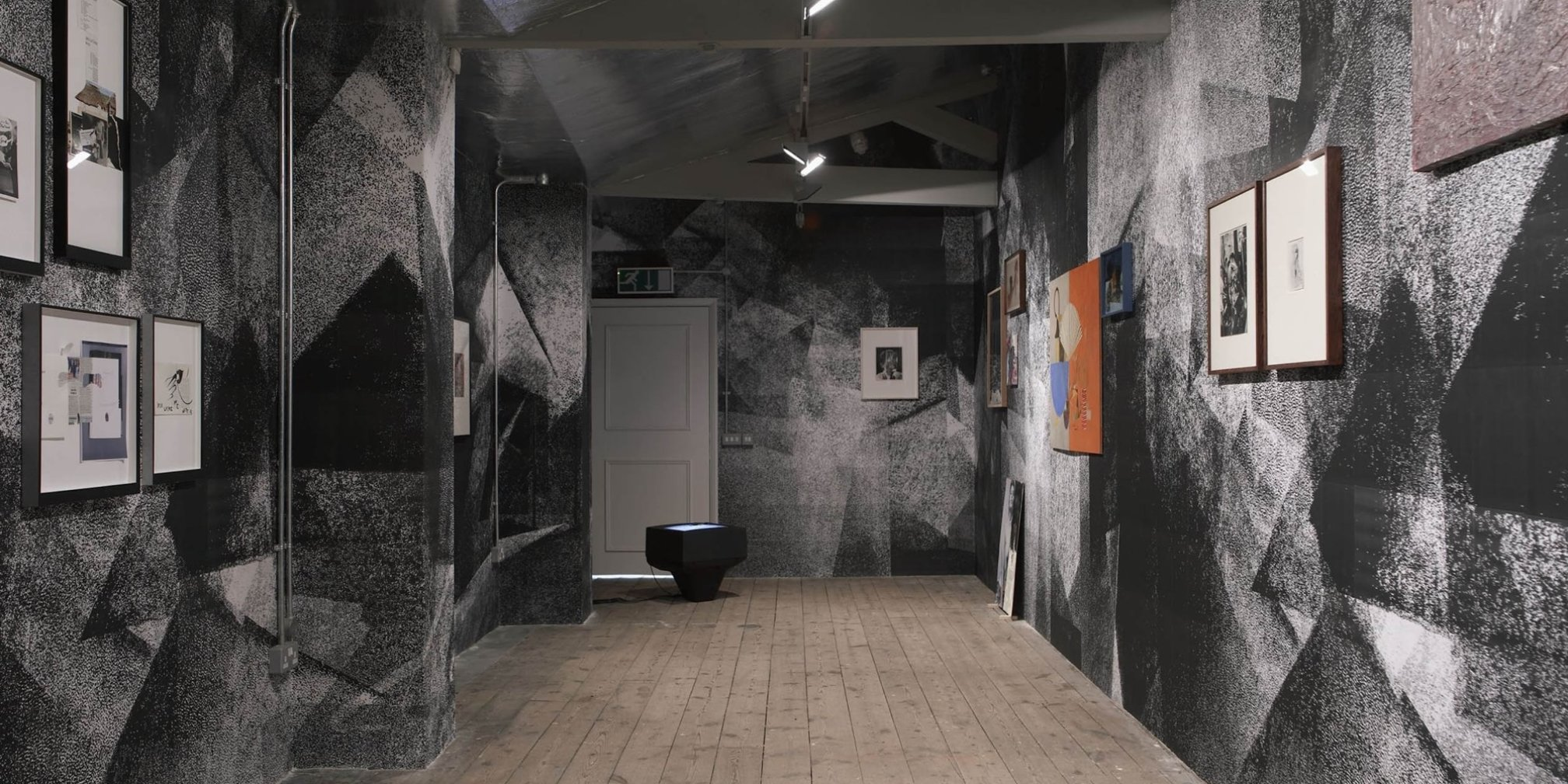 Installation view, Past Forward, 2008 at Zabludowicz Collection, London. Photo: Stephen White