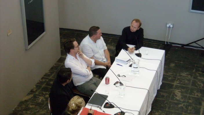 Panel Discussion: architecture, design, fashion and art professionals