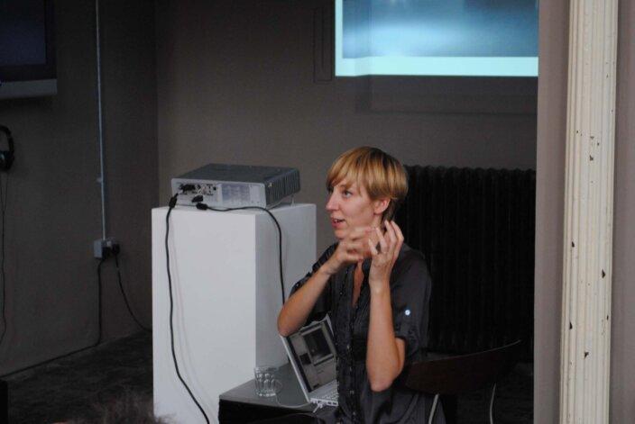 Saturday Talks - Katie Paterson