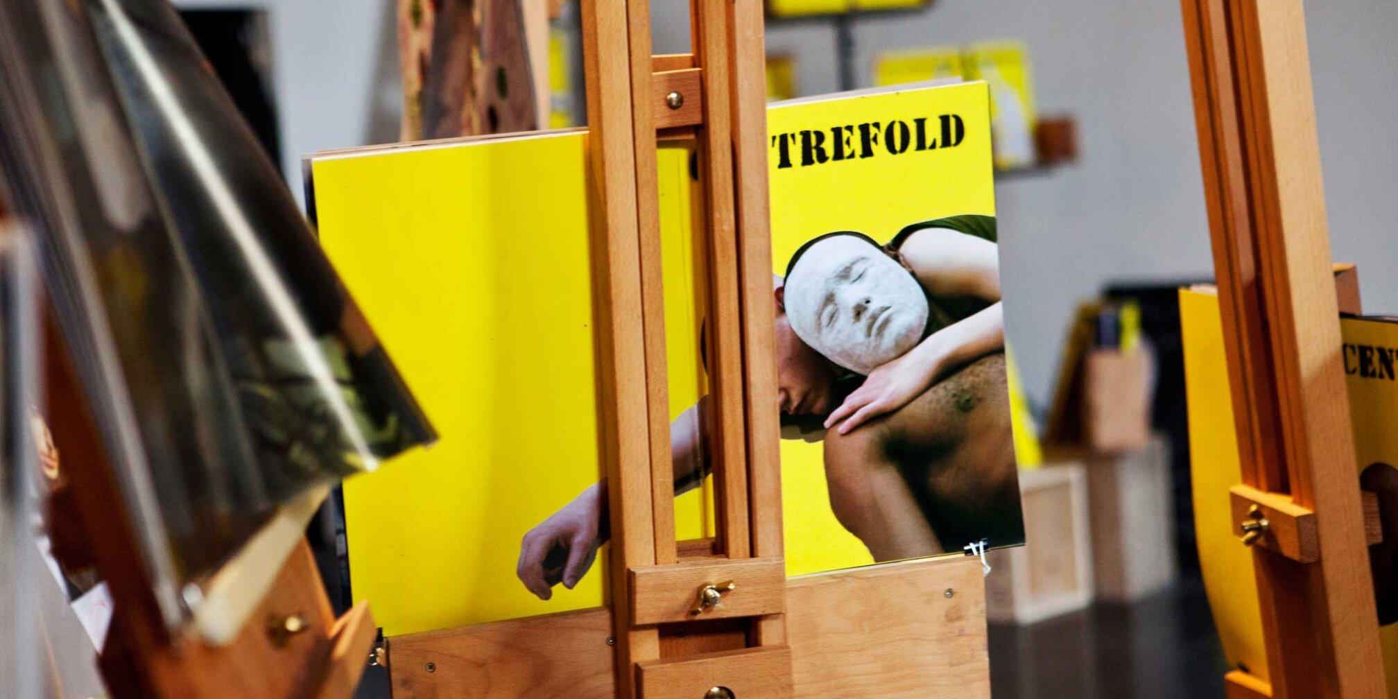 Centrefold 8: A Short History of Artists' Books