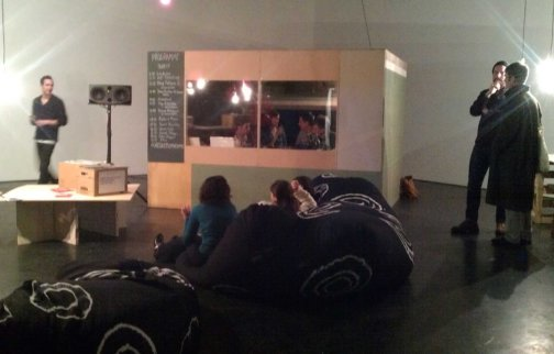 Testing Ground for art and education 2012