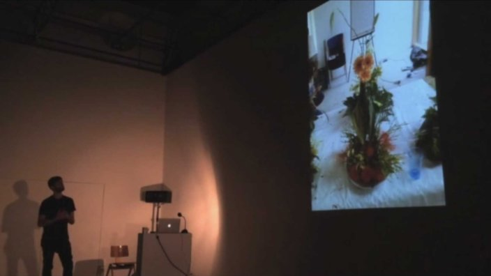 Master Class Lecture: Mark Titchner