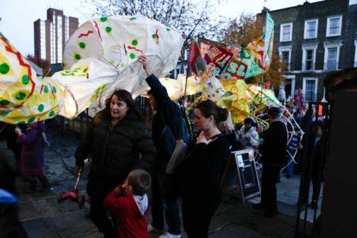 Haverstock Carnival, 2010 at Zabludowicz Collection