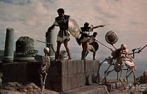 Film Club - Jason and the Argonauts