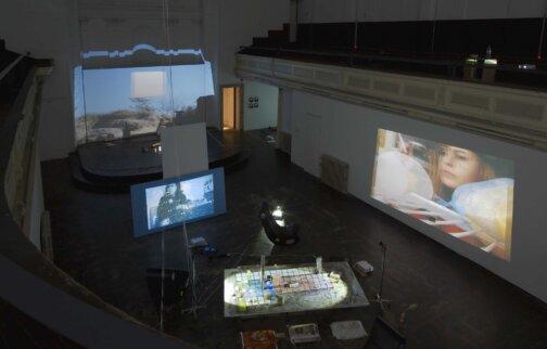 Exhibition Previews – Trisha Baga, Infinite City and Invites: Gabriele Beveridge