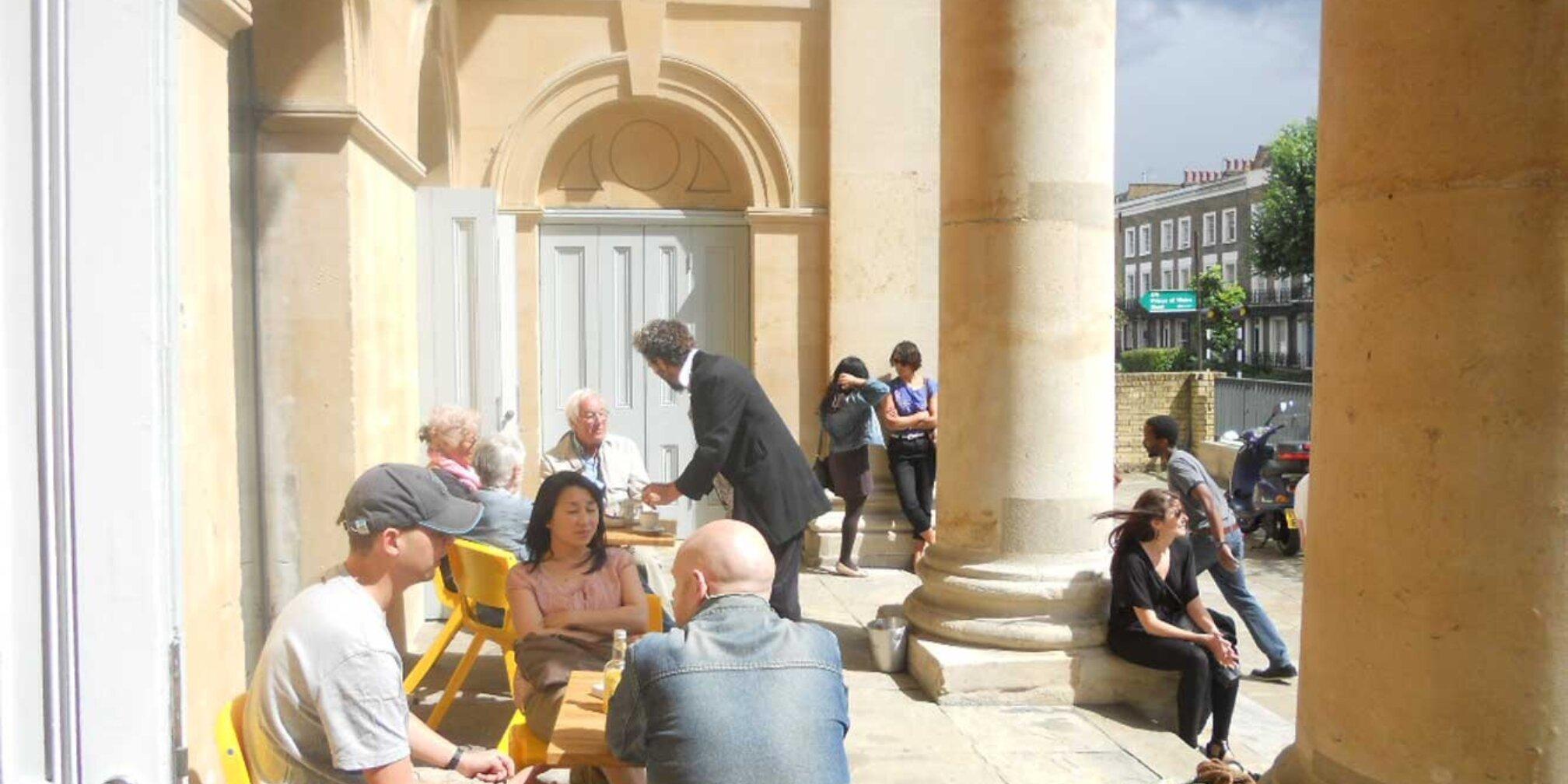 Summer Kentish Town Art Tour