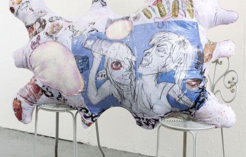 Invites Artist's Presentation: Athena Papadopoulos