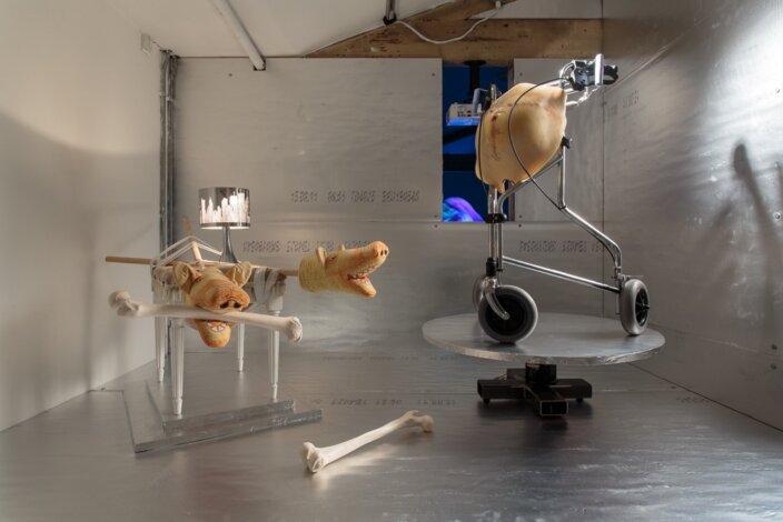 Zabludowicz Collection Invites: Charles Richardson