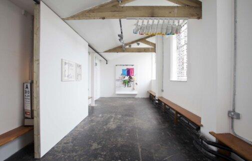 Zabludowicz Collection Invites: Anthony Green