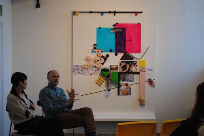Invites Artist's Presentation: Anthony Green