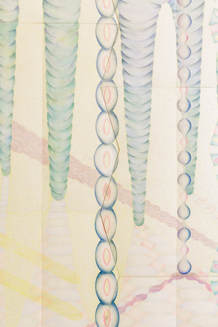 Zabludowicz Collection Invites: Bea Bonafini