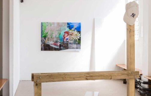 Zabludowicz Collection Invites: Berry Patten