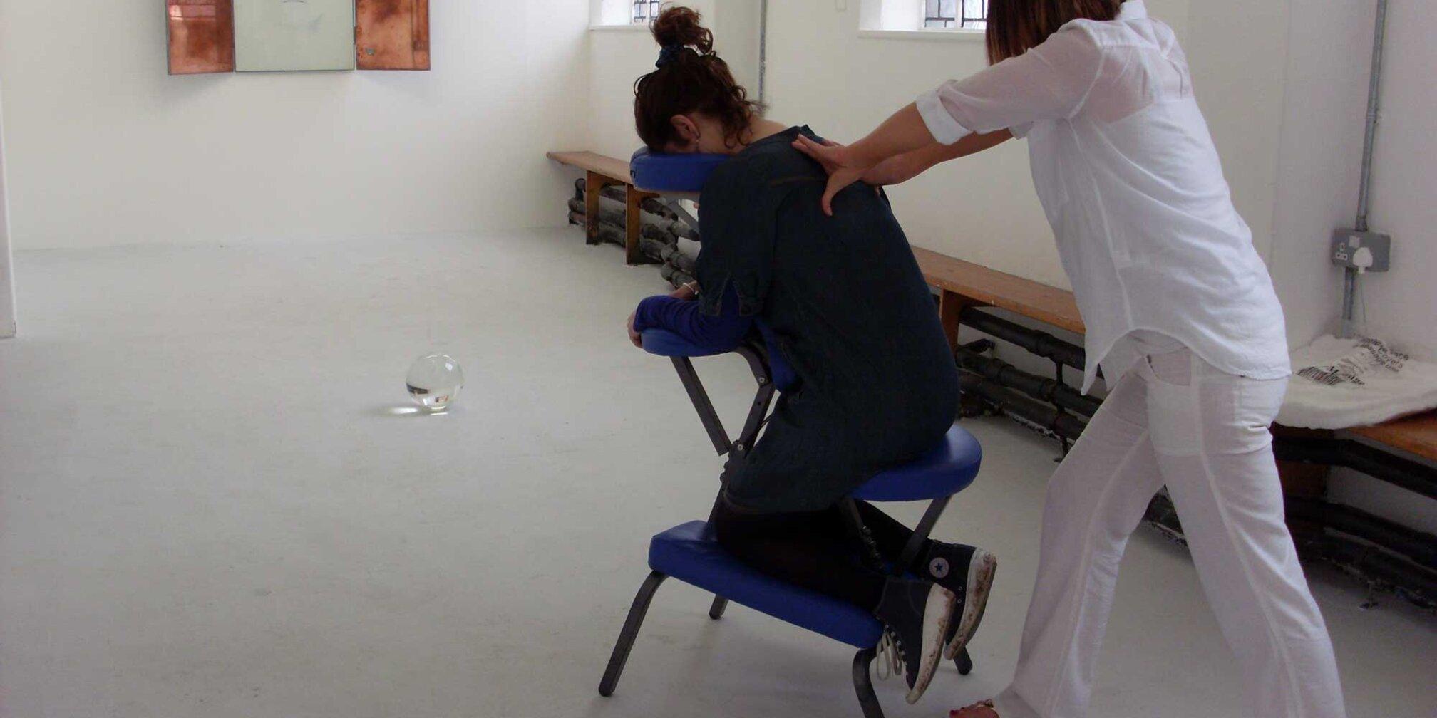 Gabriele Beveridge Invites Presentation, 2014 at Zabludowicz Collection, London