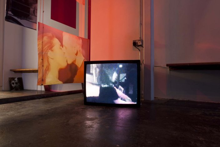 Hannah Perry, Wonderful While It Lasts, 2012, installation view, Zabludowicz Collection Invites: Hannah Perry, 2012 at Zabludowicz Collection. Photo: Tim Bowditch