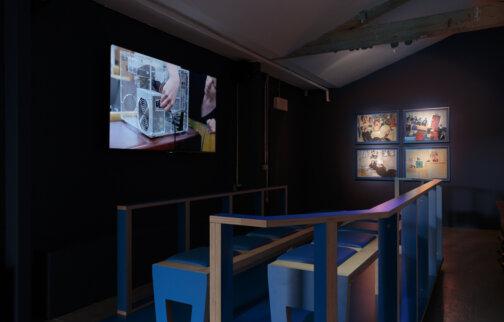 Zabludowicz Collection Invites: Helen Knowles