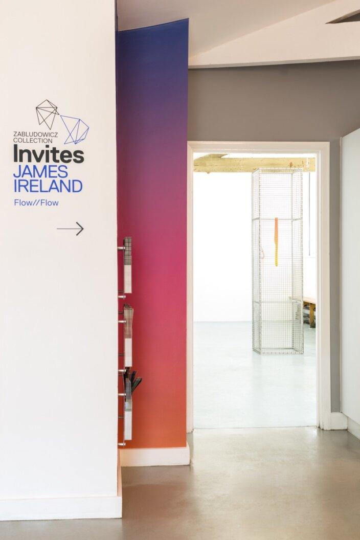 Zabludowicz Collection Invites: James Ireland