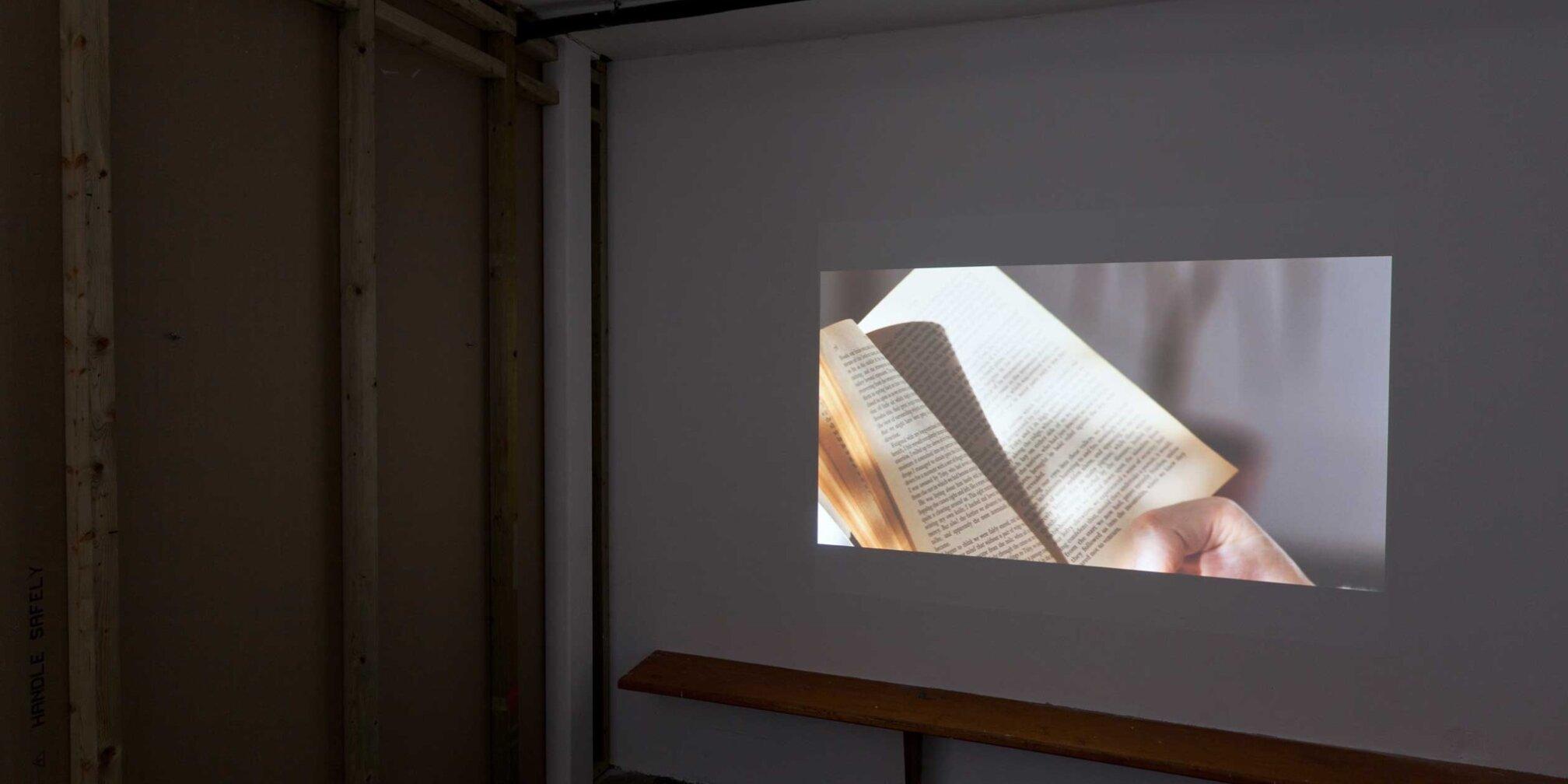 Jason Dungan, Mariner, 2012, installation view, Zabludowicz Collection Invites Jason Dungan, 2012 at Zabludowicz Collection, London. Photo: Tim Bowditch