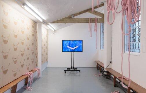 Zabludowicz Collection Invites: Jemma Egan