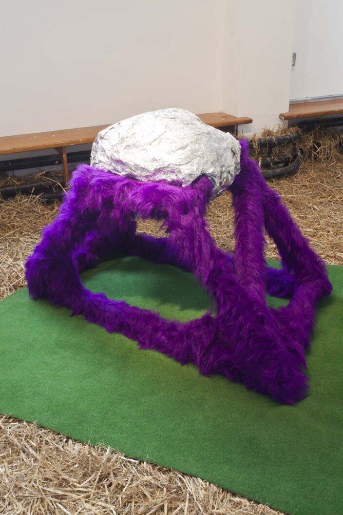 Installation view, Zabludowicz CollectionInvites John Summers, 2012 at Zabludowicz Collection, London. Photo: Tim Bowditch