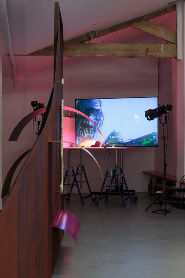Zabludowicz Collection Invites: Luke McCreadie