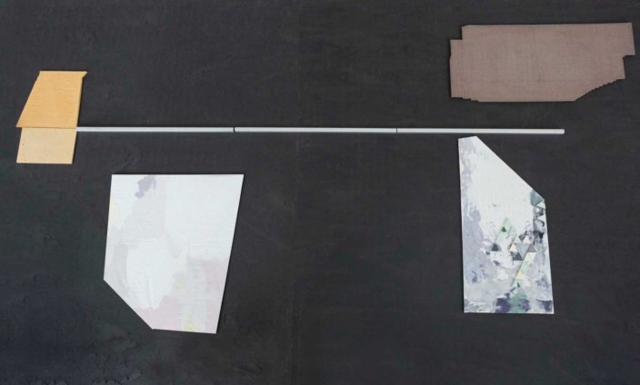 Nicholas Brooks, end_stop_repeat_forget _series stop_end_forget_series_repeat, 2013, installation view, Zabludowicz Collection Invites Nicholas Brooks, 2014 at Zabludowicz Collection, London. Photo: Tim Bowditch