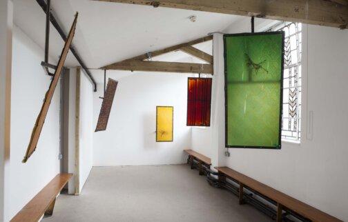 Zabludowicz Collection Invites: Ruairiadh O'Connell