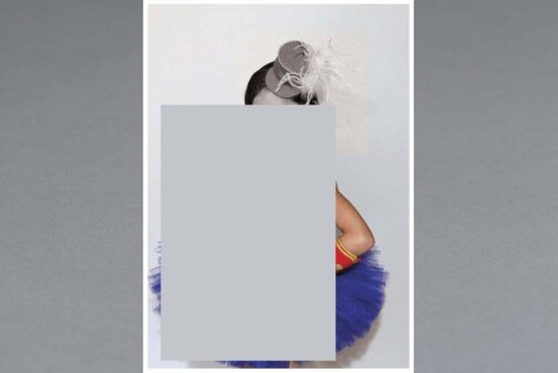 Julia Wachtel, <i>Untitled (rectangle with hat and arm)</i>, 2015
