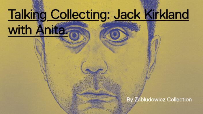 Jack Kirkland by Michael Landy
