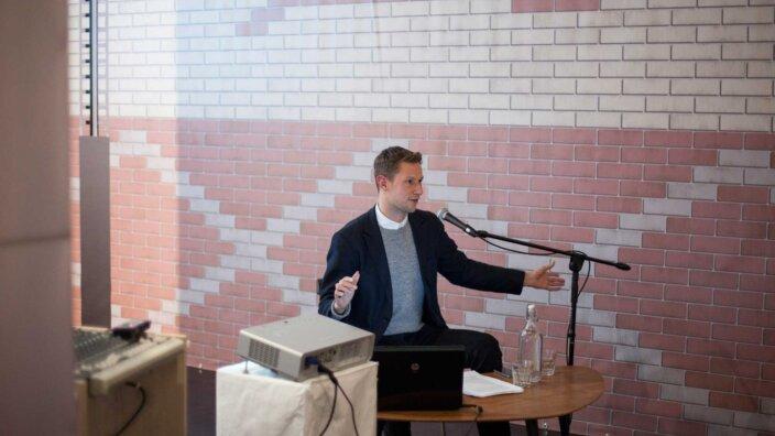 Thursday Lecture: Ben Campkin