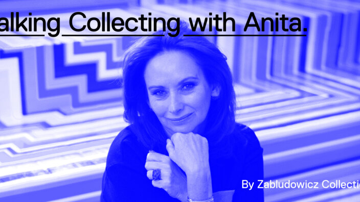 Talking Collecting: Alison Myners with Anita