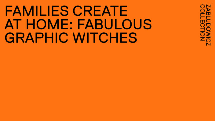 Families Create at Home: Fabulous Graphic Witches