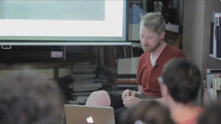 Exhibition talk: Chris Fite-Wassilak on Sam Falls