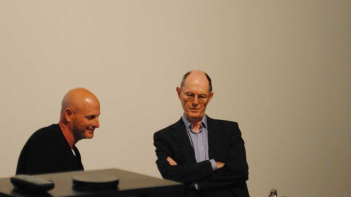Saturday Talks - Daniel Silver in conversation with Richard Cork