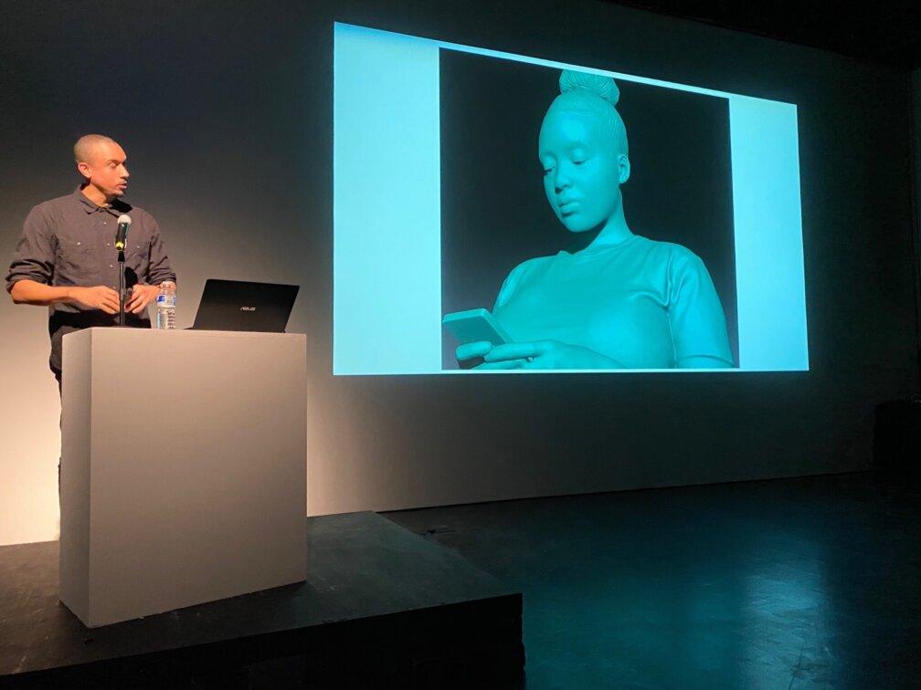 Thomas J Price Talks Fabrication