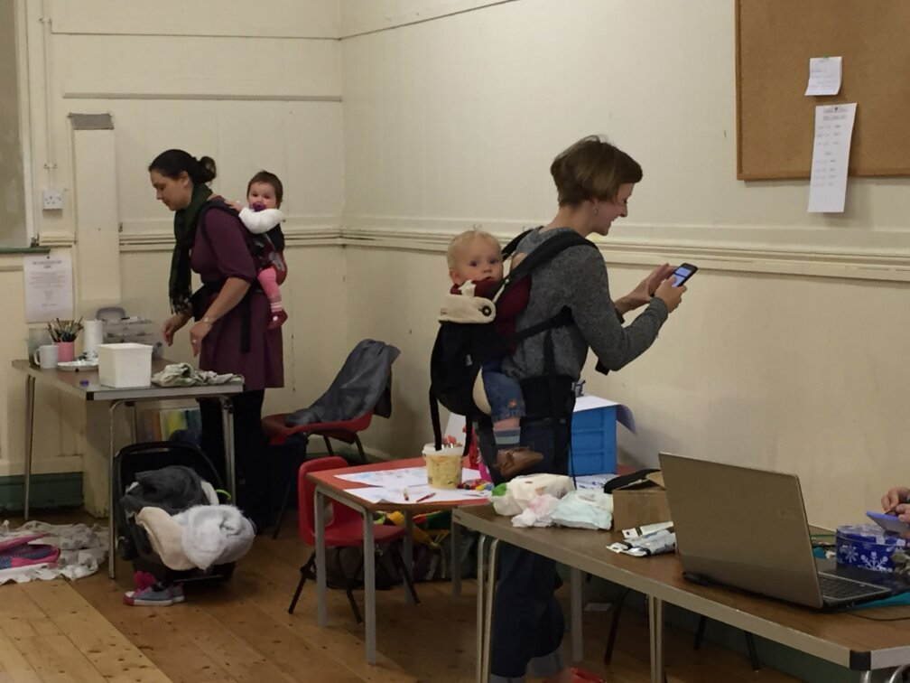 Mother House Studios Space Opens in Lewisham