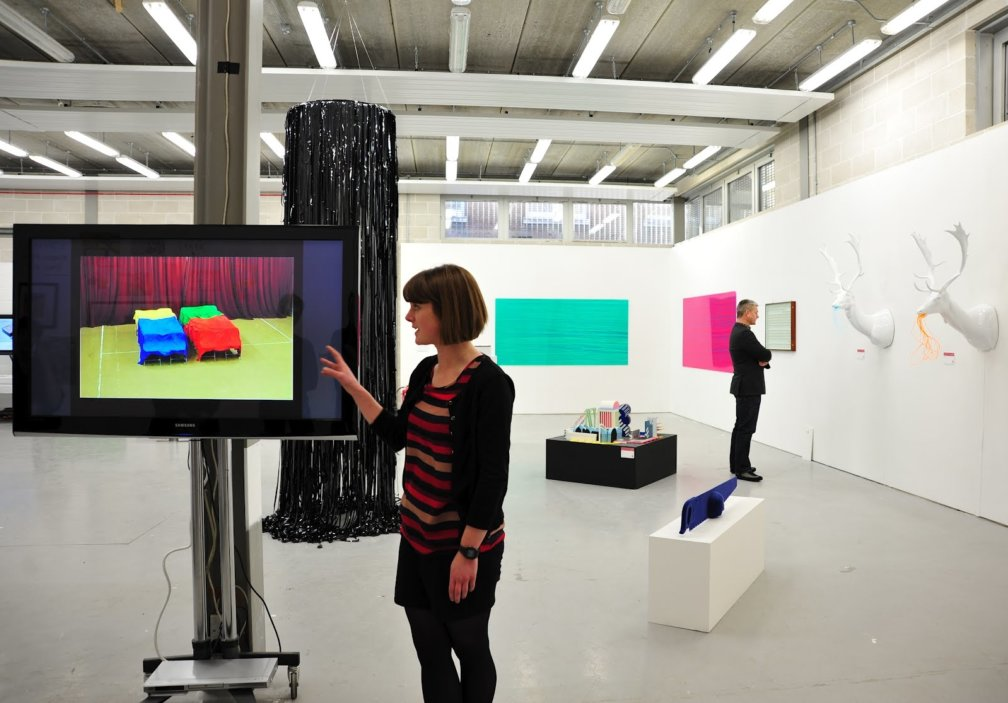 Recommended Exhibition: Xamples 2007-2012