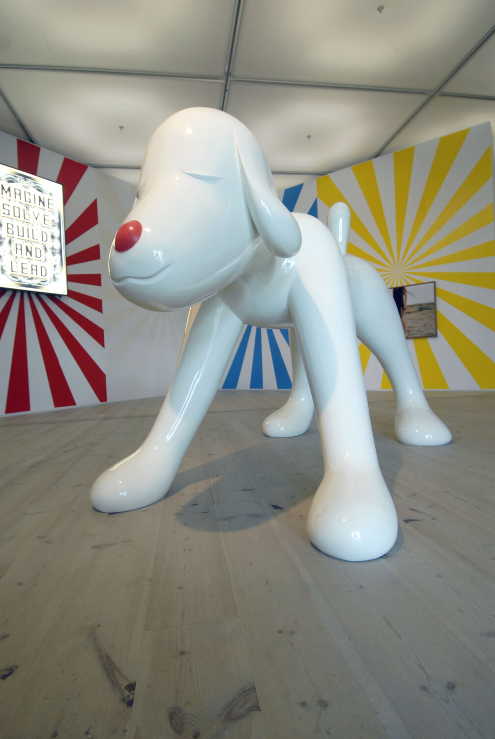 Yoshitomo Nara's Travelling Exhibition Opens at Kaohsiung Museum of Fine Arts in Taiwan