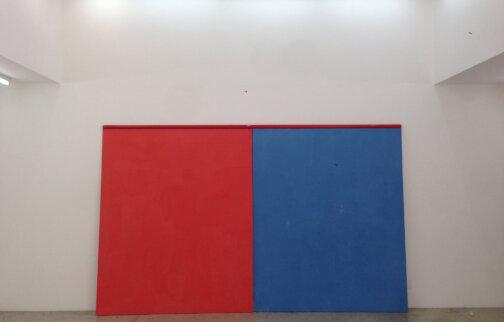 Matt Connors work loaned for New York Painting show at Kunst Museum Bonn