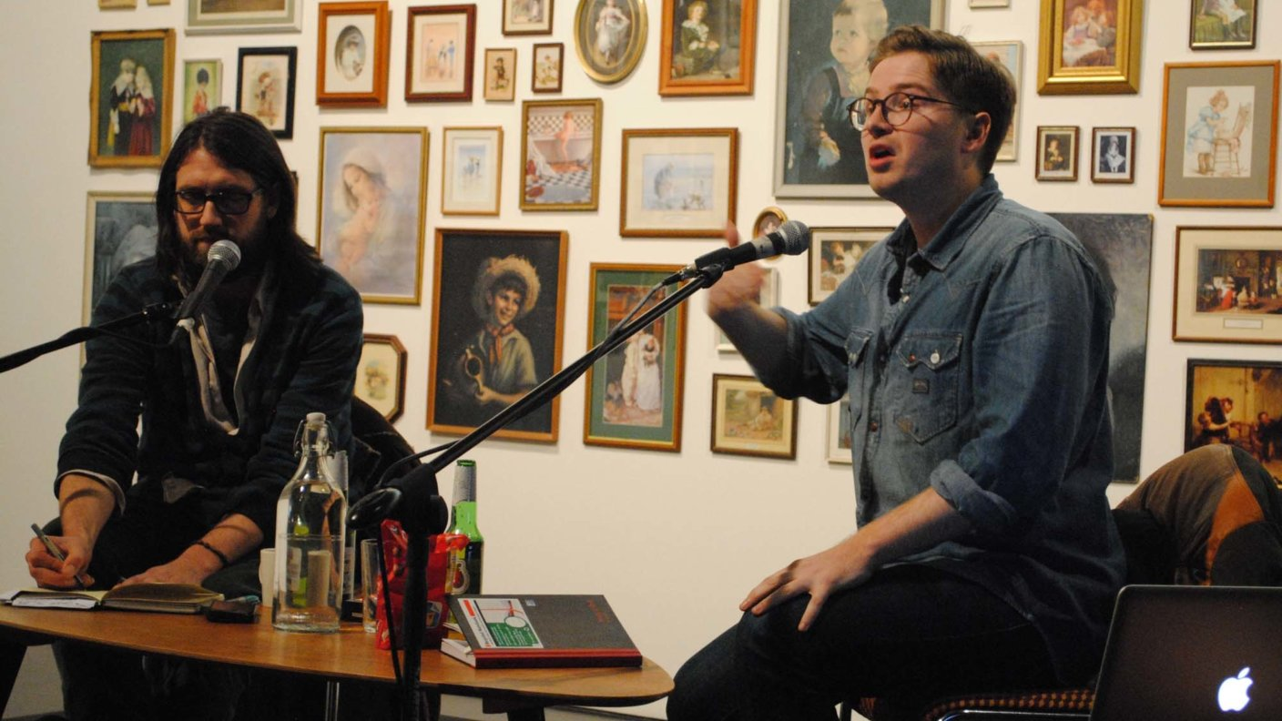 MI!MS and Metamodernism - a conversation between artist Andy Holden and cultural theorist Dr. Timotheus Vermeulen