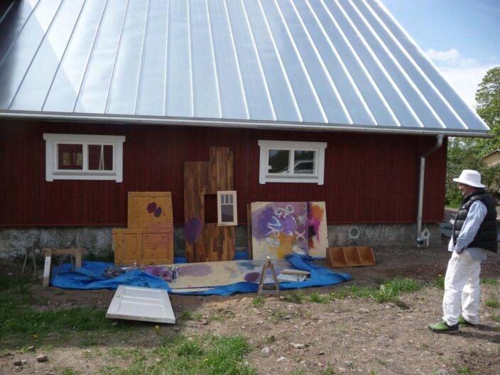 2012 Artists' Residency